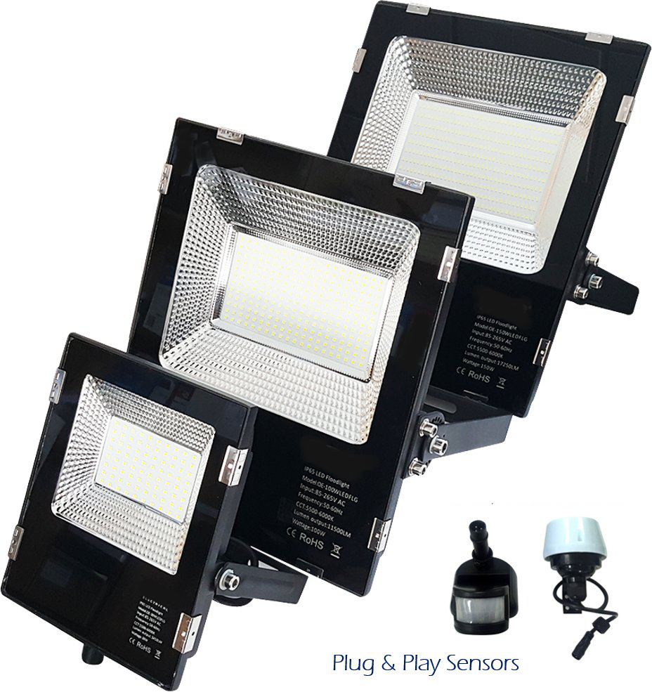 COMPLETE LIGHTING RANGE