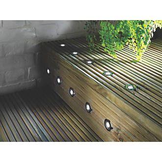 Garden deck lights garden deck lights aloadofball Image collections