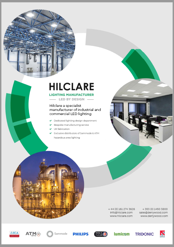 Hilclare Lighting Range